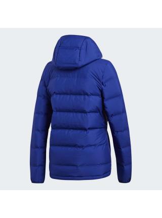 Женская куртка Adidas Helionic Hooded - CZ2315