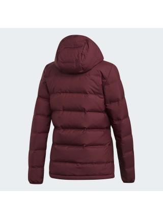 Женская куртка Adidas Helionic Hooded - DZ1495