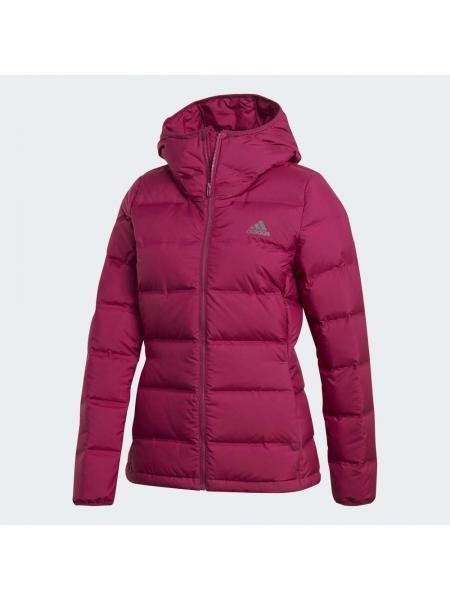 Женская куртка Adidas Helionic Hooded - GM5345