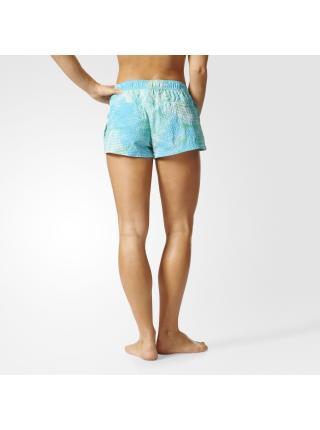 Женские шорты Adidas Allover Print - BK0070
