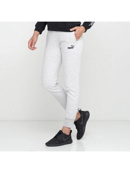 Женские штаны Puma Essentials Fleece Pants - 851827-04